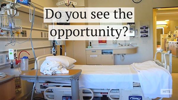 Do you see the Opportunity?